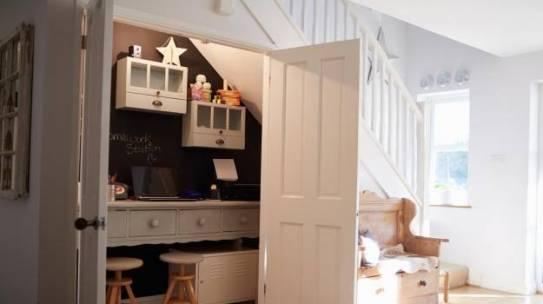 Ideas para aprovechar los espacios de tu casa.